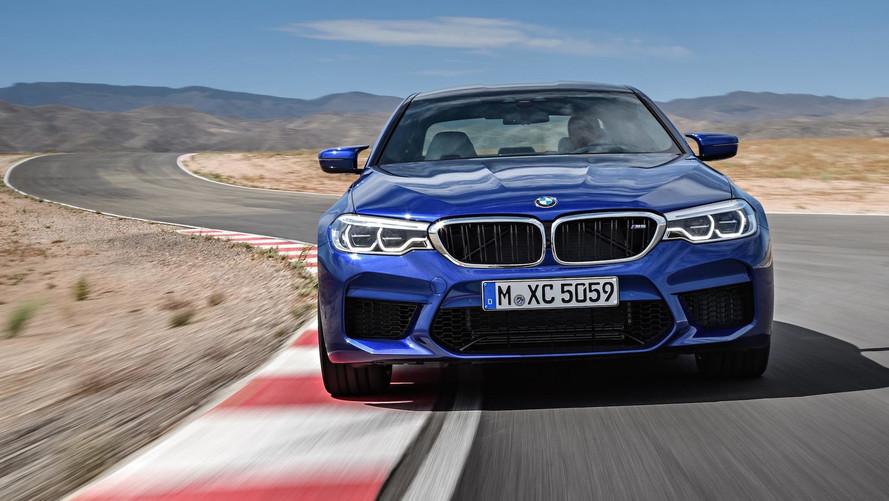 Hamarabb érkezik a BMW M5 Competition, mint azt bárki is gondolná