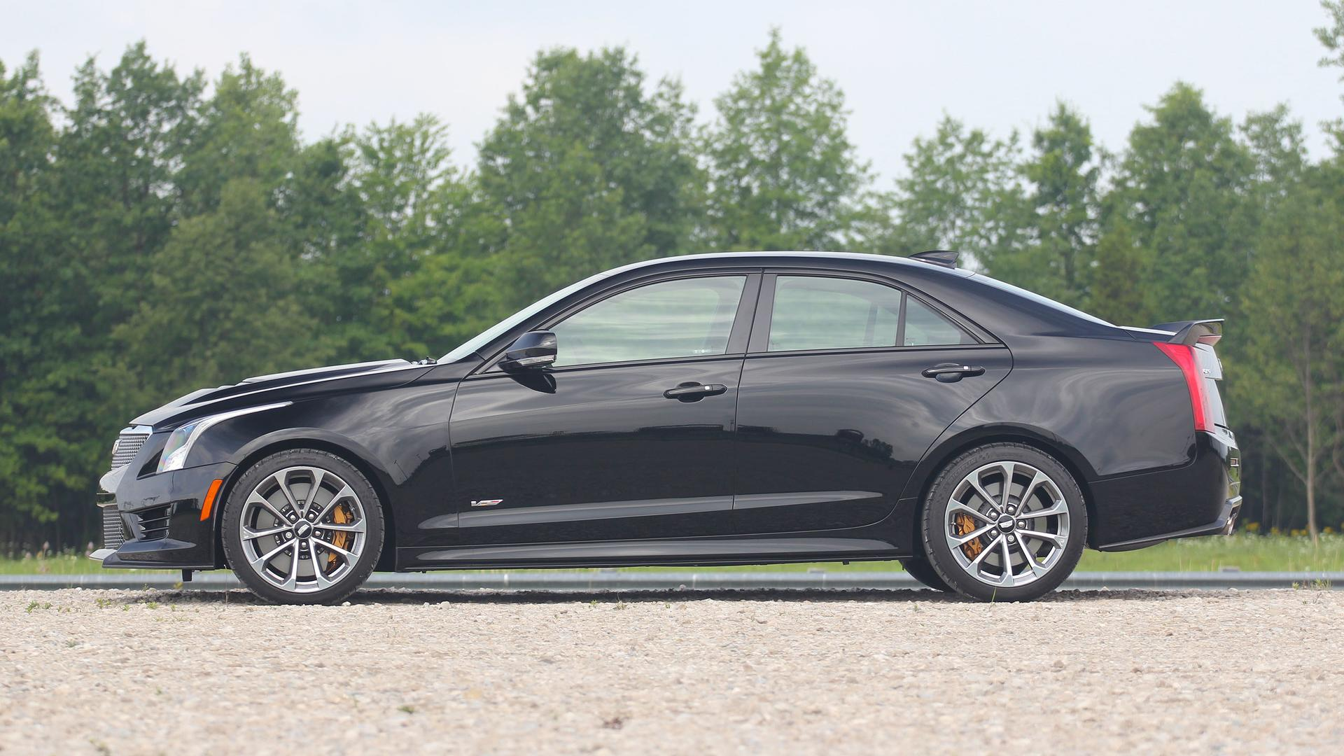 Cadillac Ats Sedan >> Cadillac Ats Sedan Discontinued For 2019 Model Year