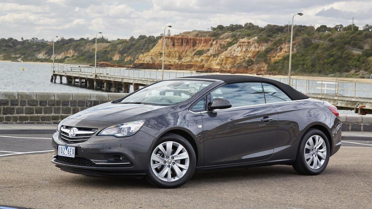 Holden Cascada Launch Edition