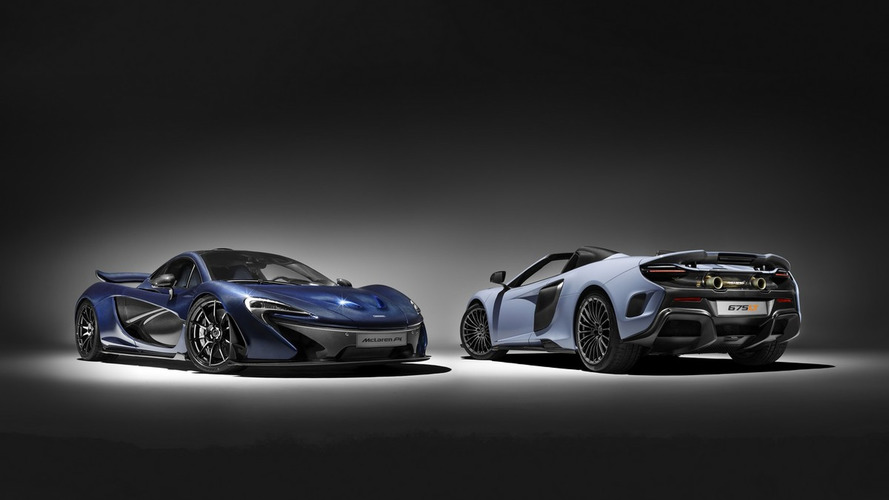 McLaren P1 & 675LT by MSO going to Geneva