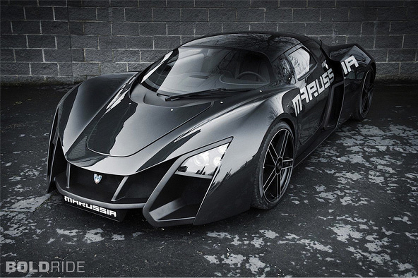Wheels Wallpaper: 2012 Marussia B2