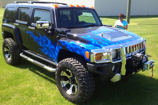 Your Ride: 2008 Hummer H3 Alpha