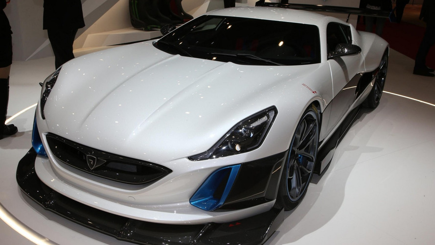 Rimac Concept_S unveiled with 1384 hp