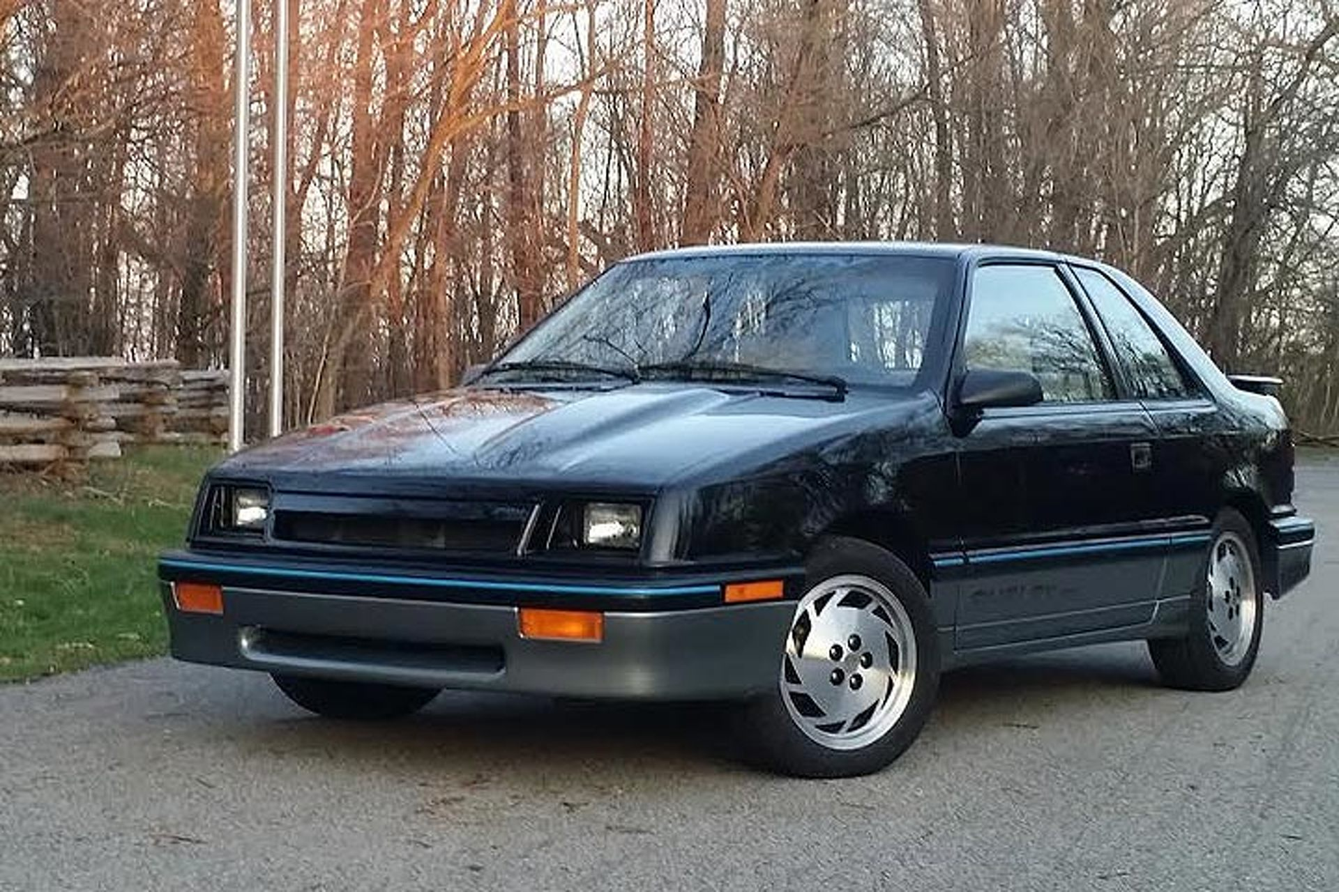 Is the 1987 Shelby CSX a Cool Car?