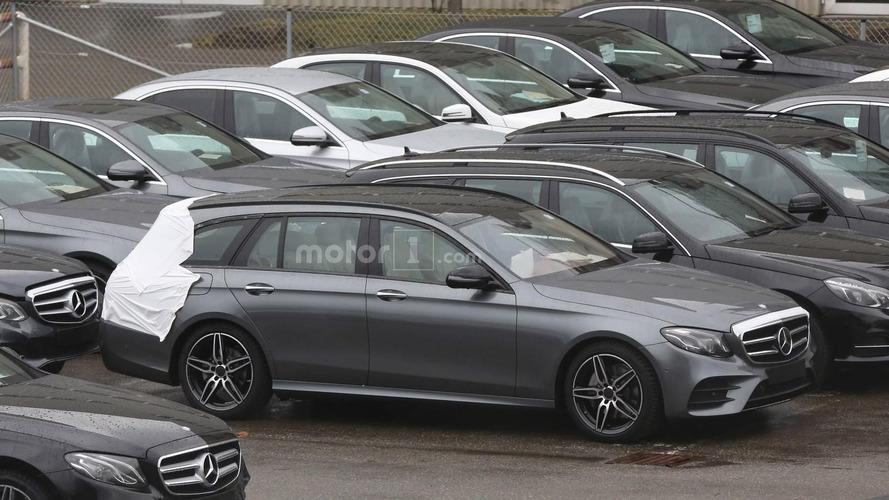 Mercedes E Class All Terrain set for October launch?