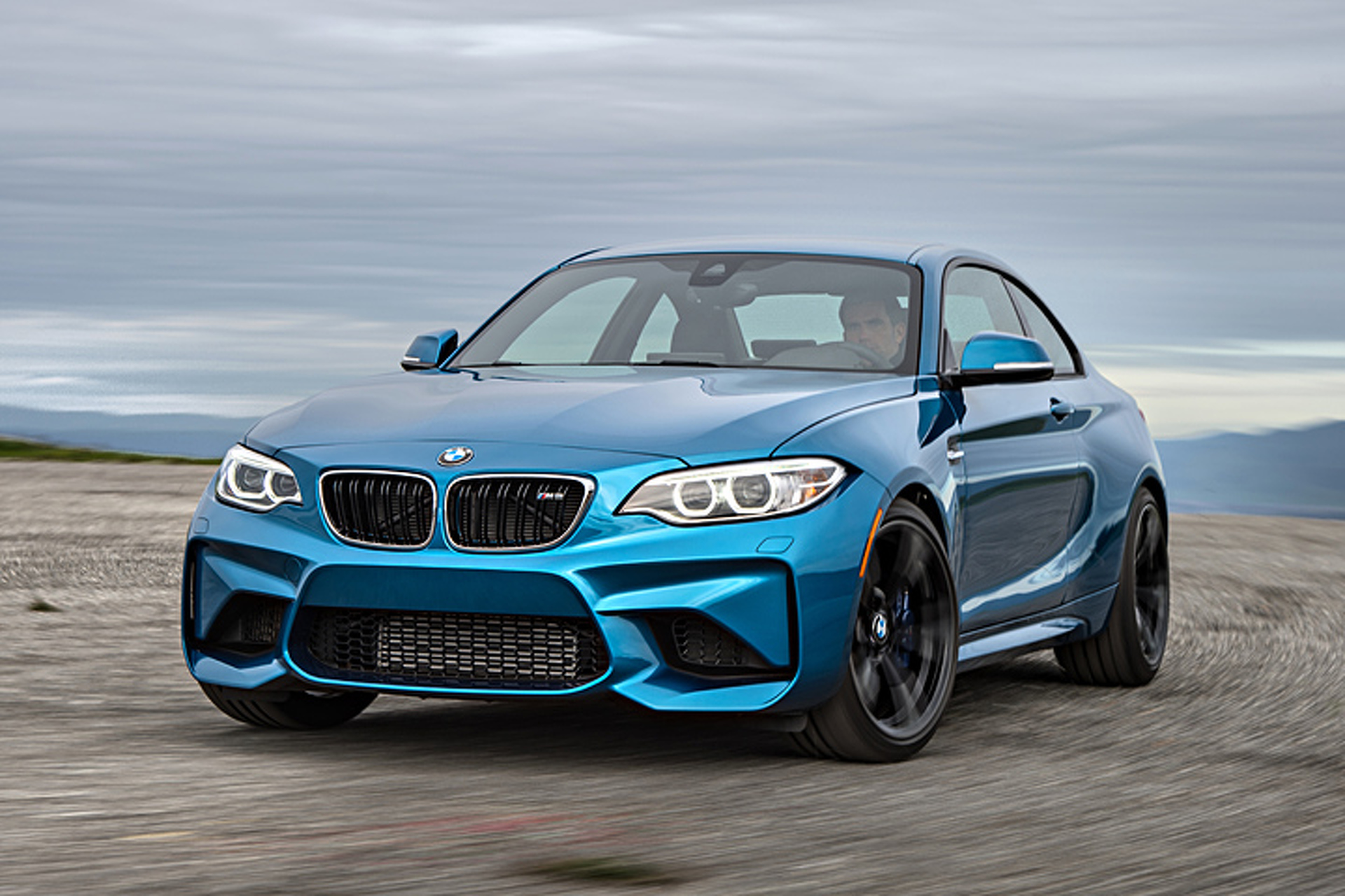 BMW M2 Rumored to Spawn a 400-HP 'GTS' Version