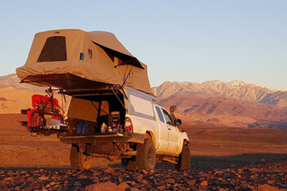 Toyota Tacoma Habitat Shell Lets You Camp Anywhere in Comfort