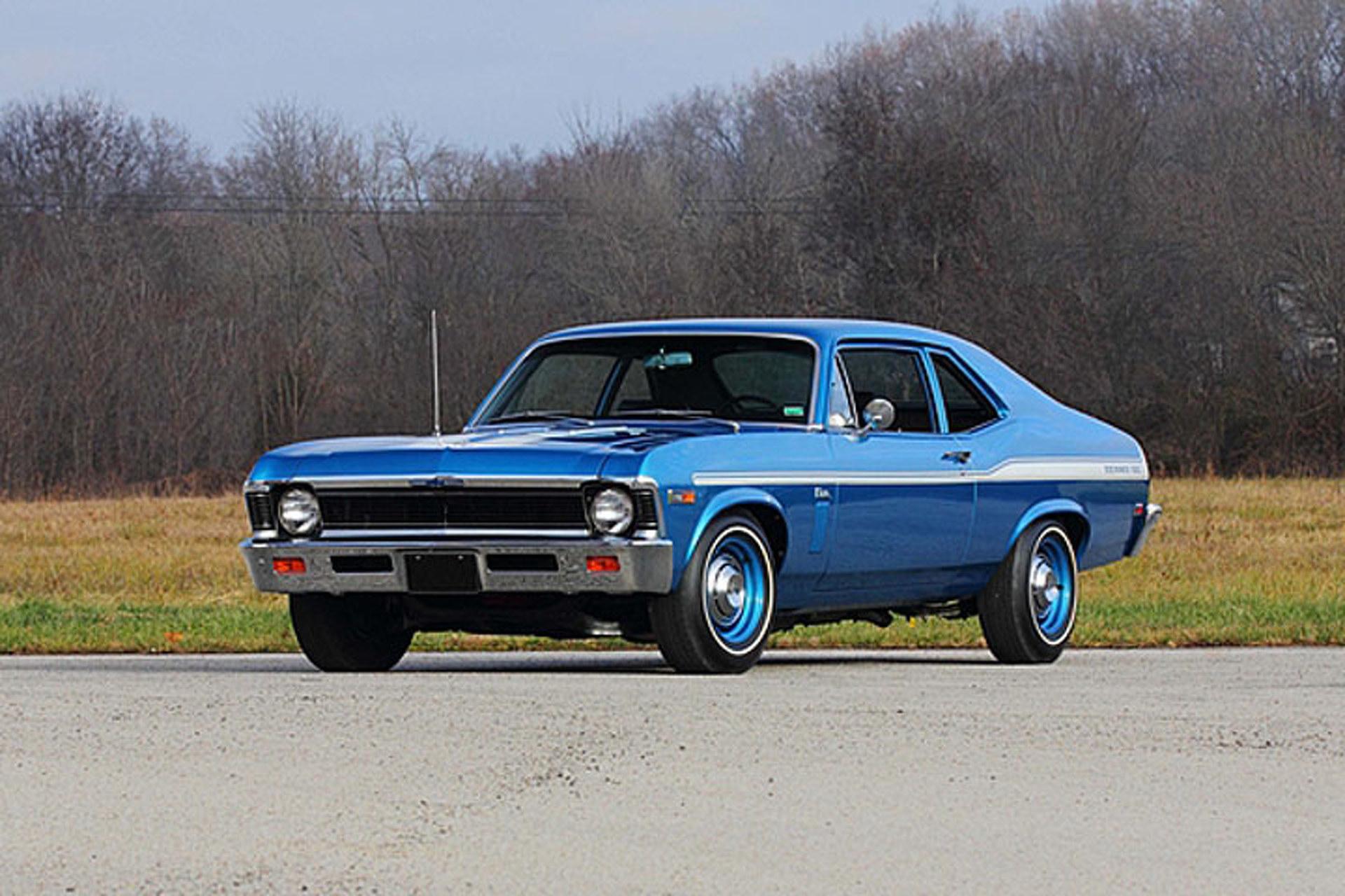 Budget-Built 1970 Chevy Nova Turns Into a Pro Touring Terror