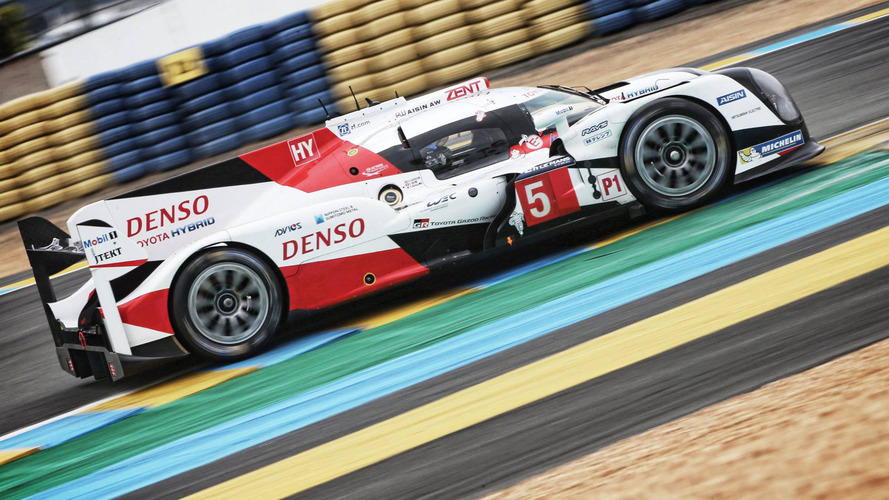 Porsche congratulates Toyota for Le Mans near-win