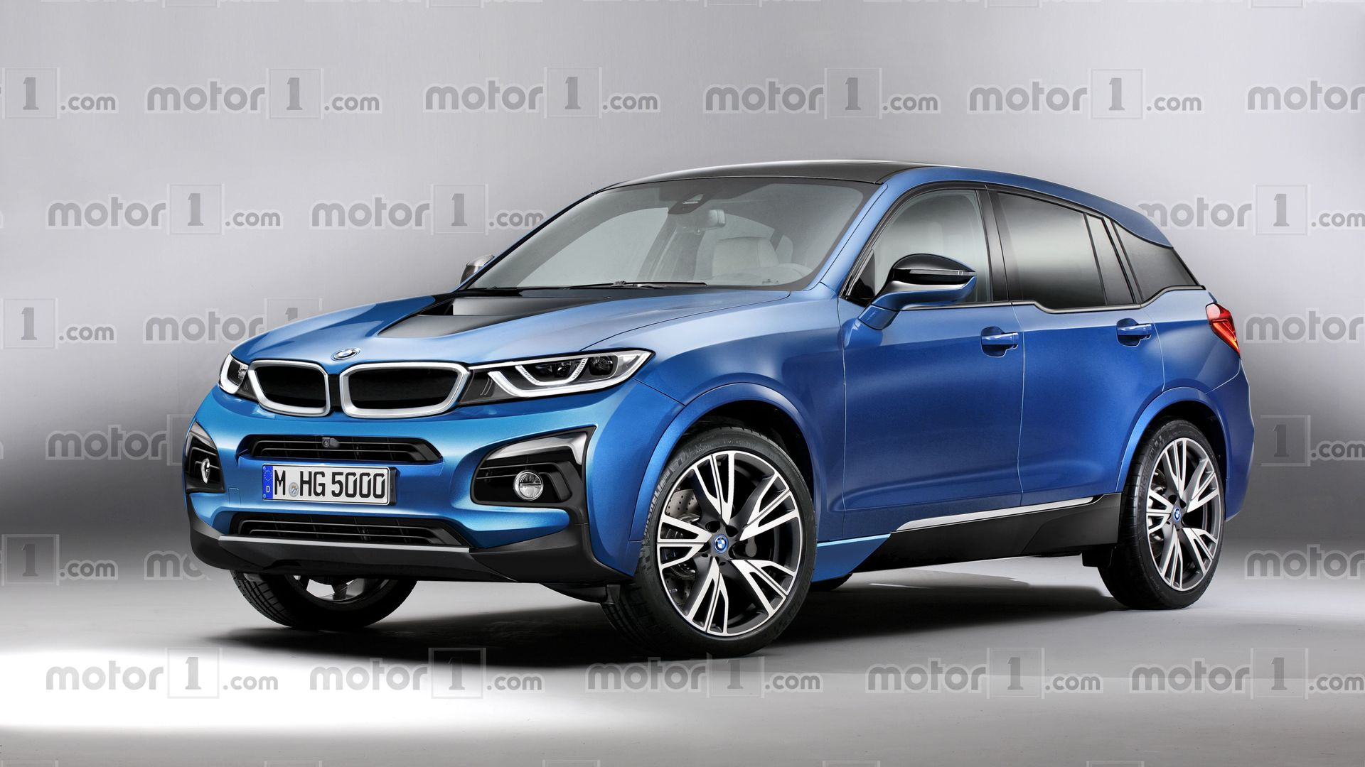 Bmw I5 Development Cancelled