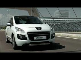 ► Peugeot 3008 Hybrid4 2011