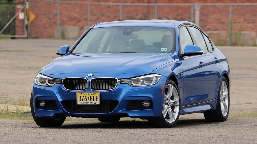 BMW 3 Series EV Coming To Frankfurt Motor Show?