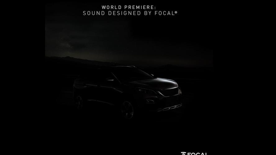 All-new Peugeot 3008 teaser
