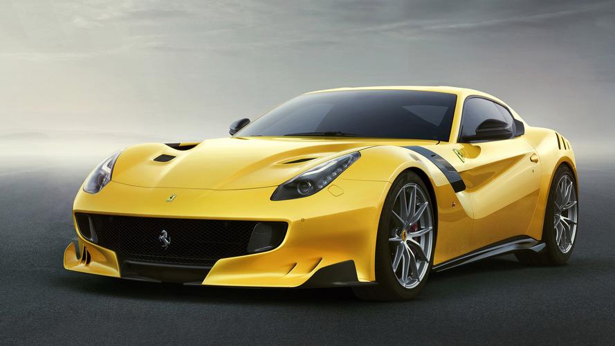5 любопытных фактов о Ferrari F12tdf