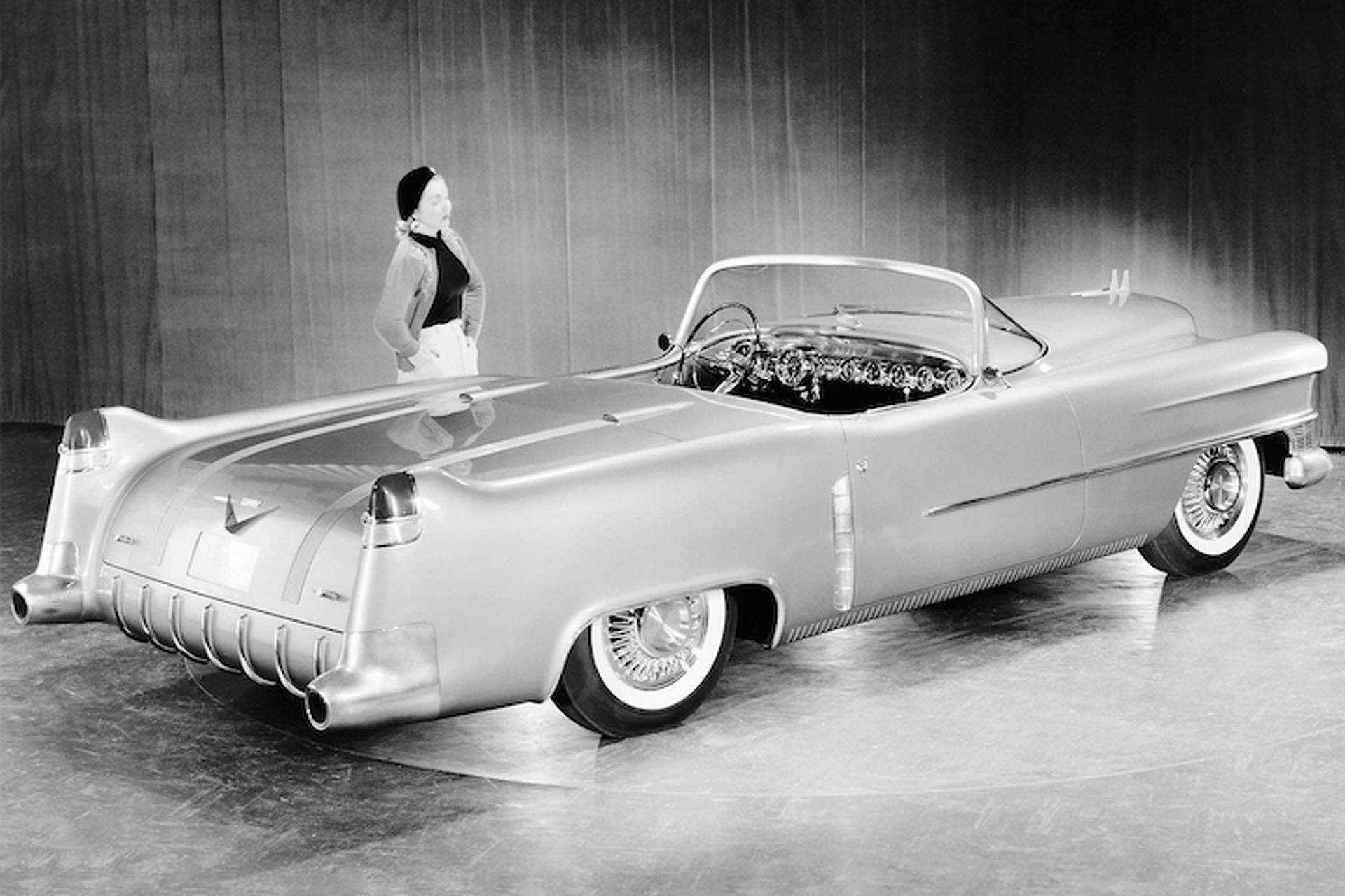 The Cadillac Le Mans: A Concept Car Shrouded in Mystery