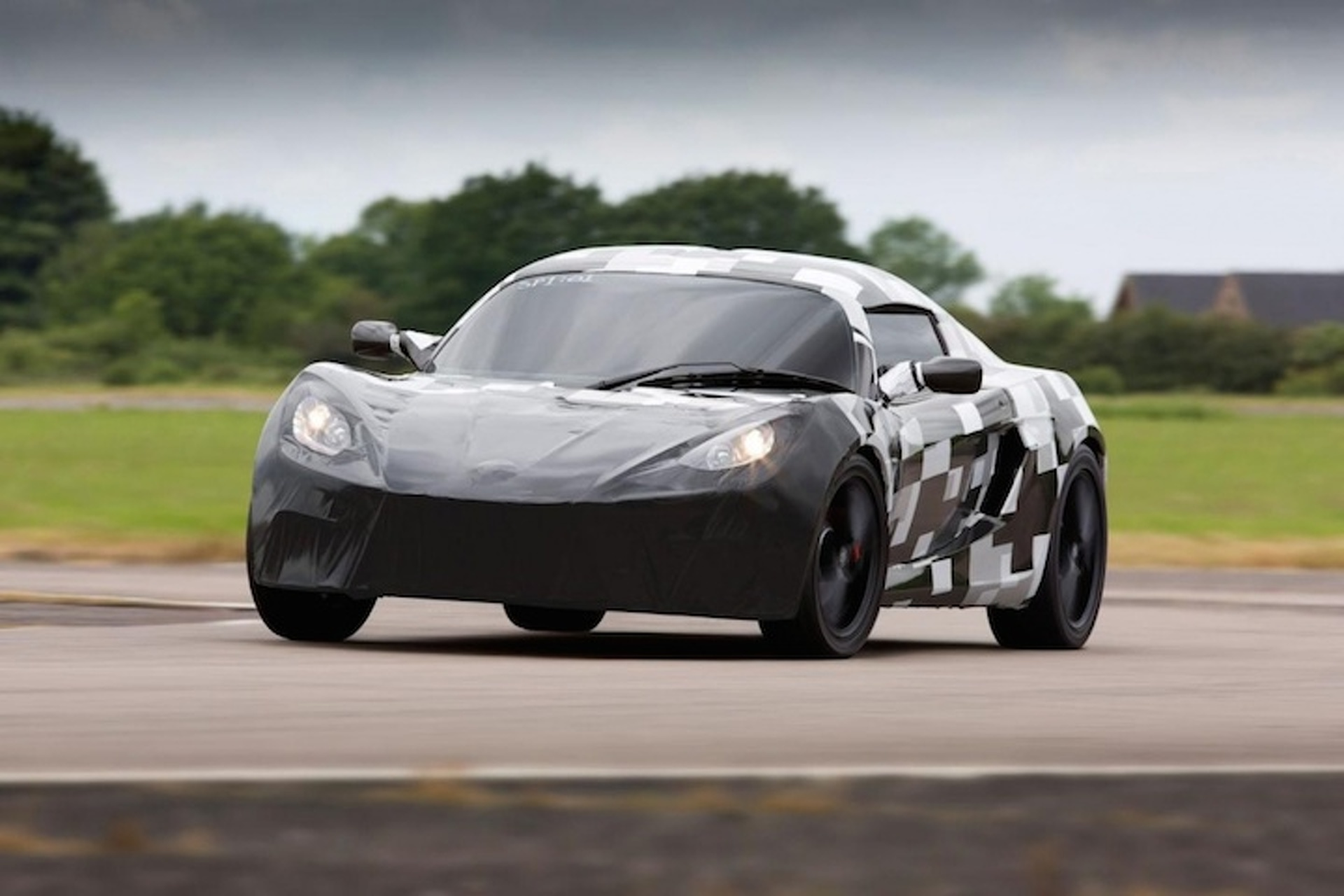 Detroit Electric SP:01 Even Closer to Production