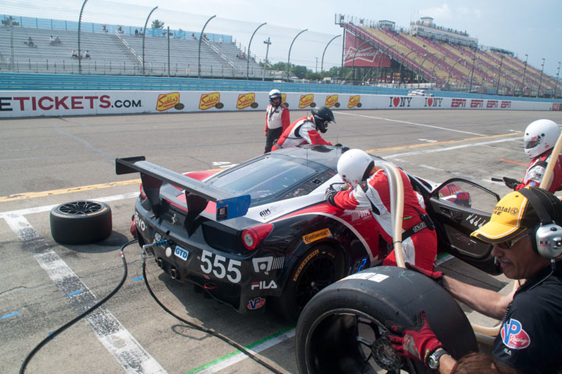 Life in the Pits: There's a Lot More to Racing than the Driver