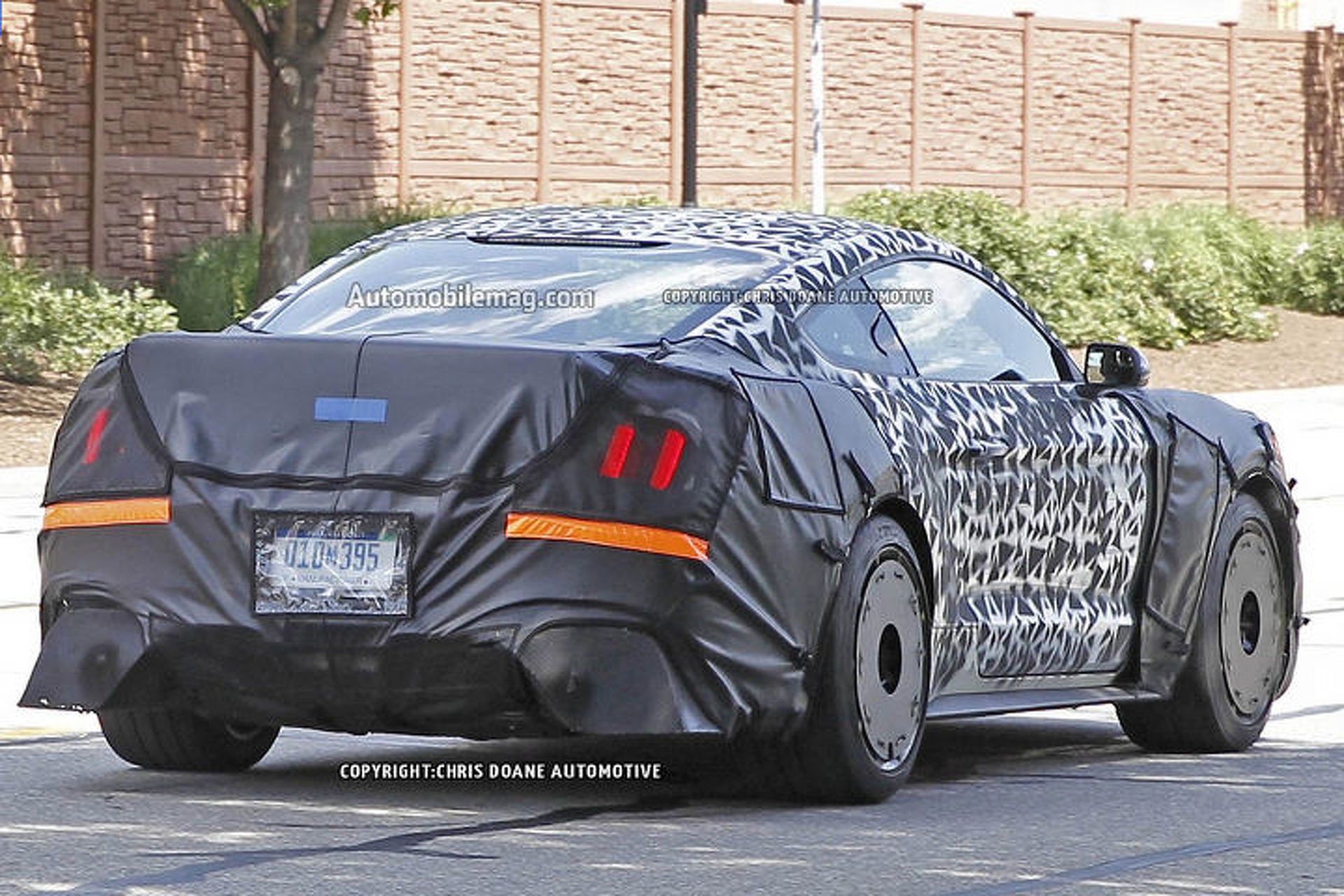 Ford Developing A Mustang Svt But Whats Under The Hood Motor1
