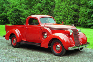 Studebaker Express Coupe Came 22 Years Before Chevy El Camino