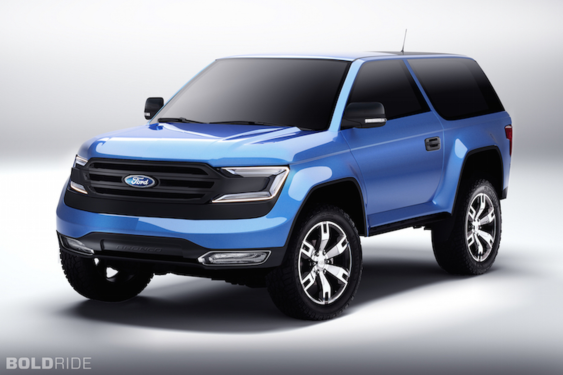 4 Things To Know About The 2017 Ford Bronco When It Returns 2001 Escape V6 Engine Diagram