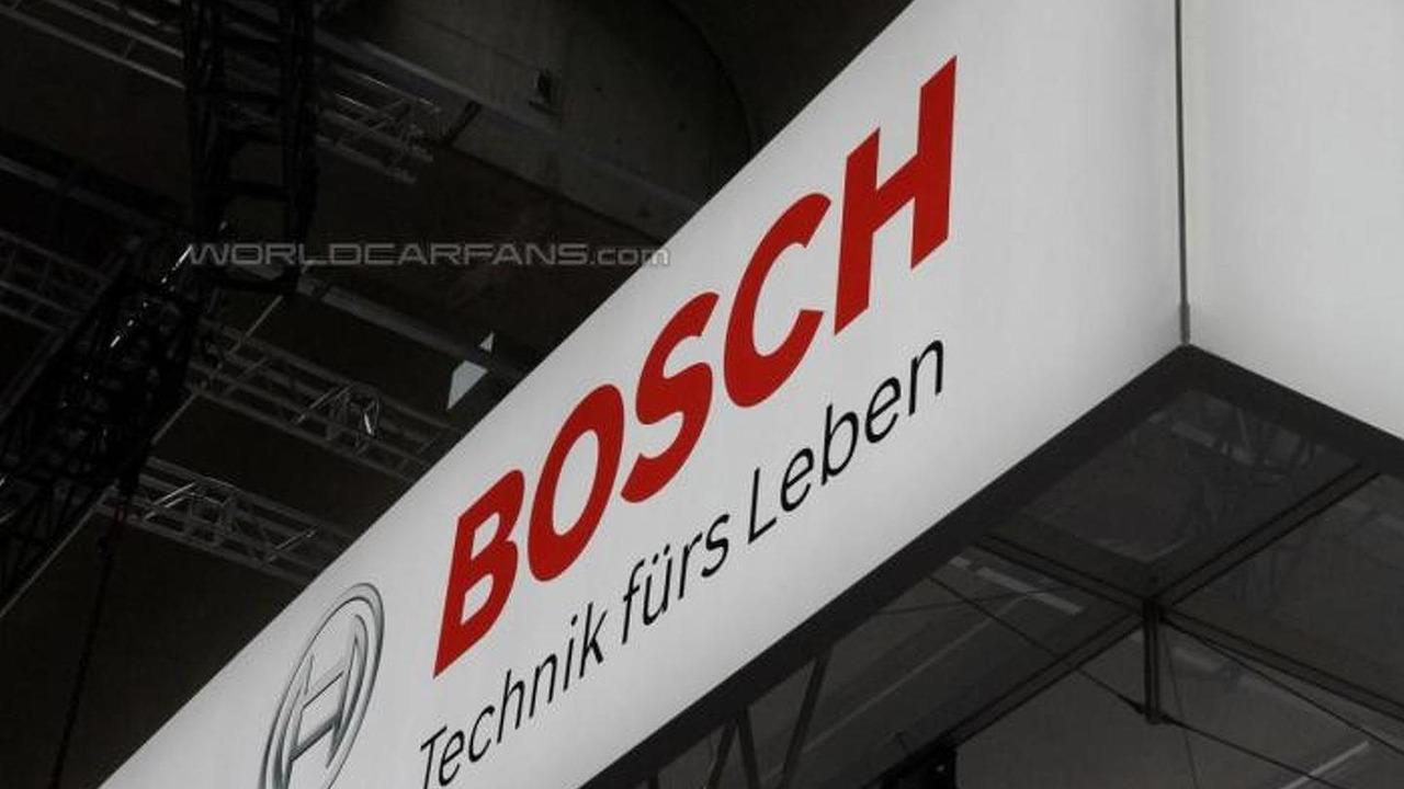 Bosch at 2015 IAA