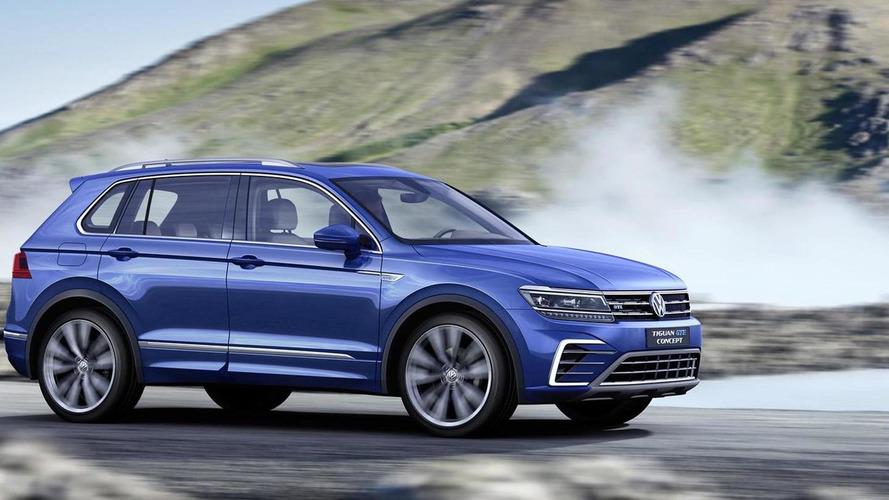 2018 VW Tiguan Hybrid: Rumor Or Reality? >> Volkswagen Tiguan Green News