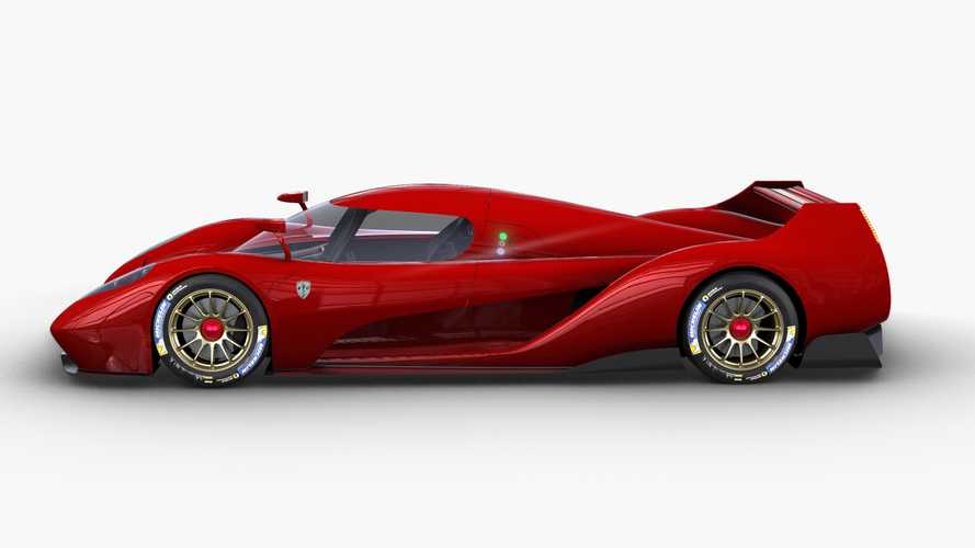 Glickenhaus 007 LMP car teased again, will get 840 bhp twin-turbo V6