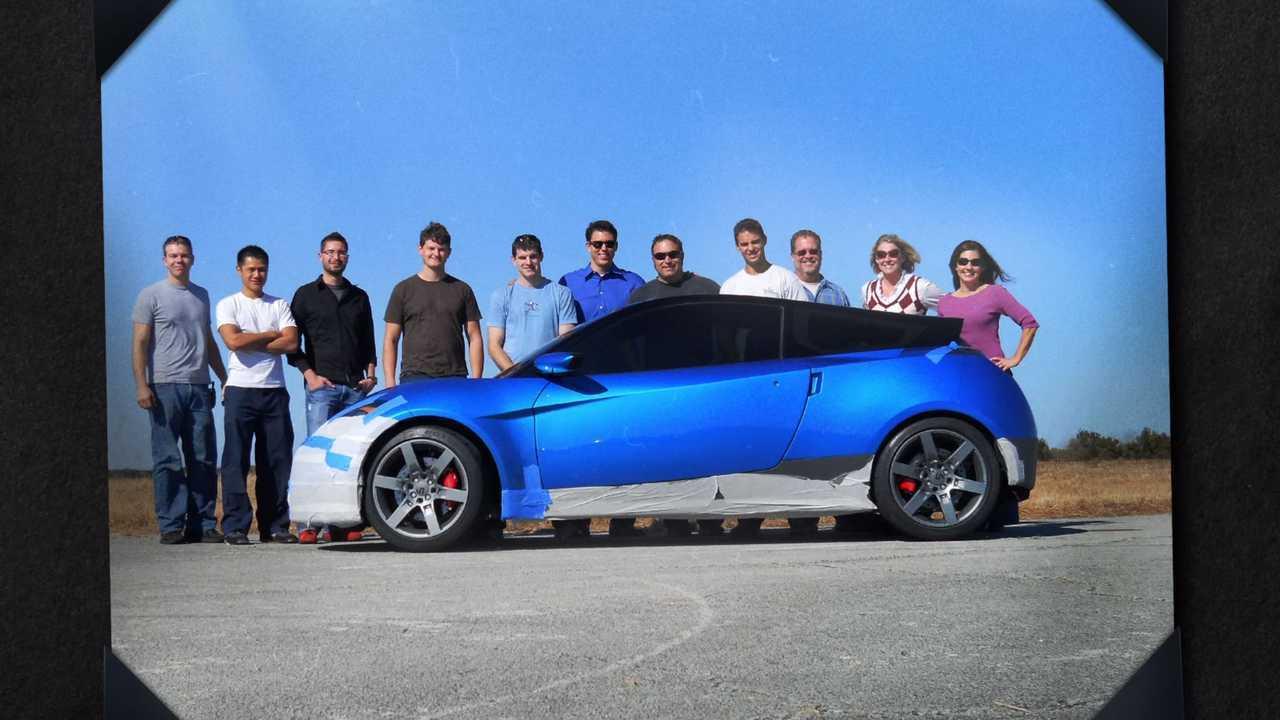 Rivian Electric Sports Car