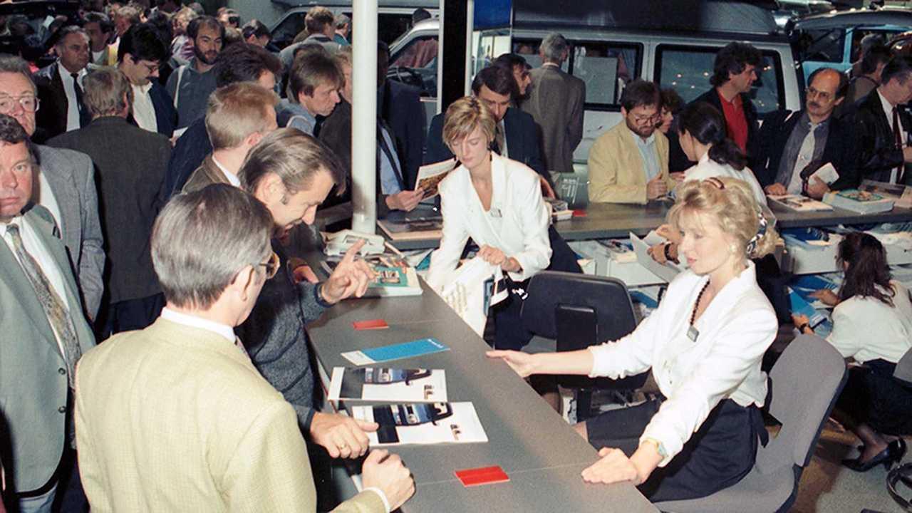IAA-Historie: 1991