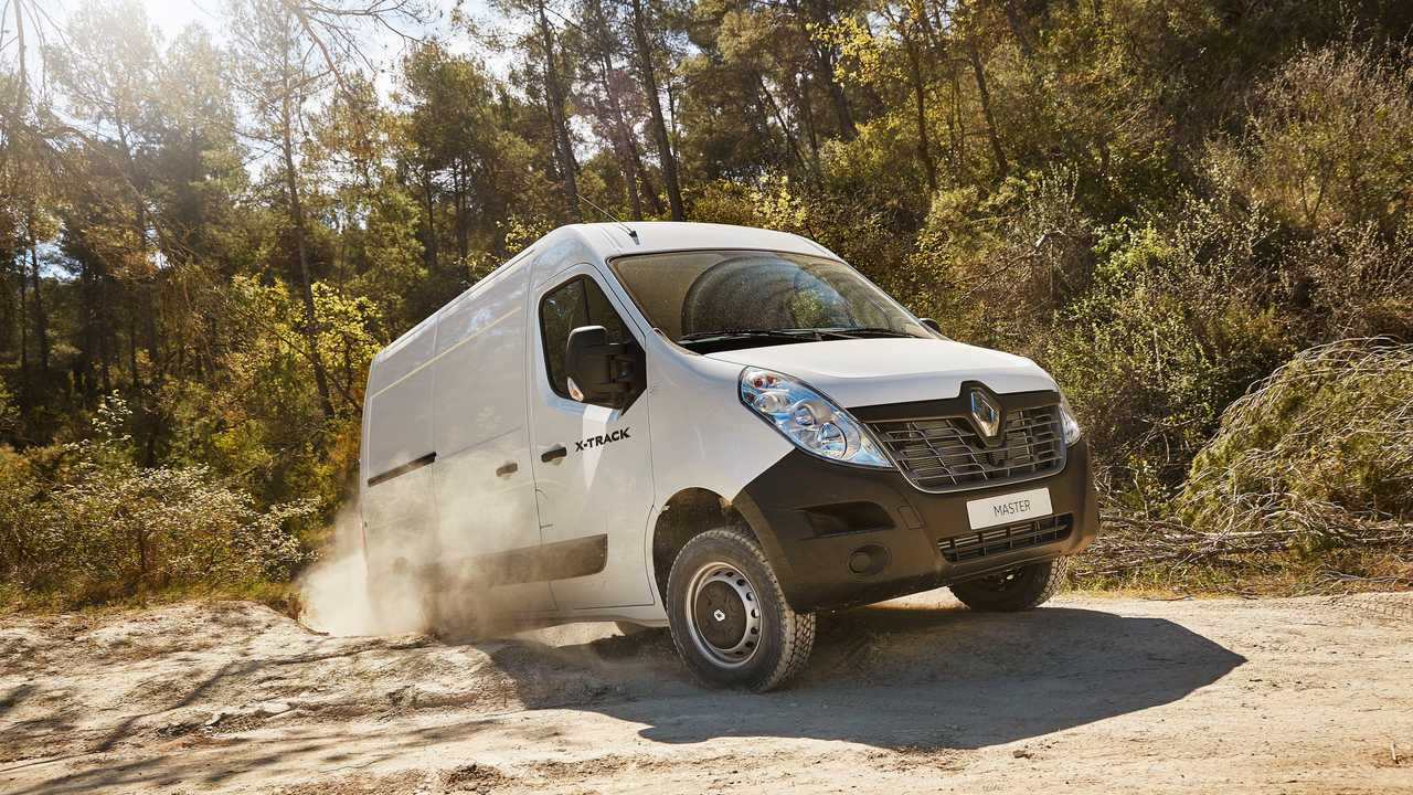 Renault Master – Opel Movano by Oberaigner