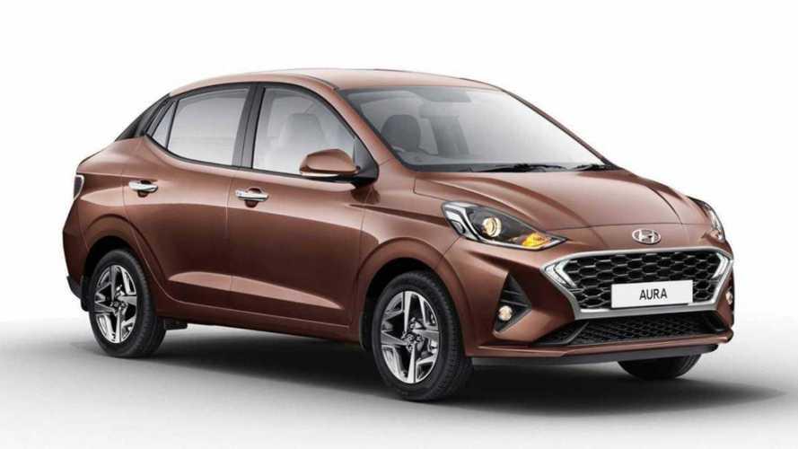 Hyundai Aura: curioso primo encurtado do HB20S é lançado na Índia
