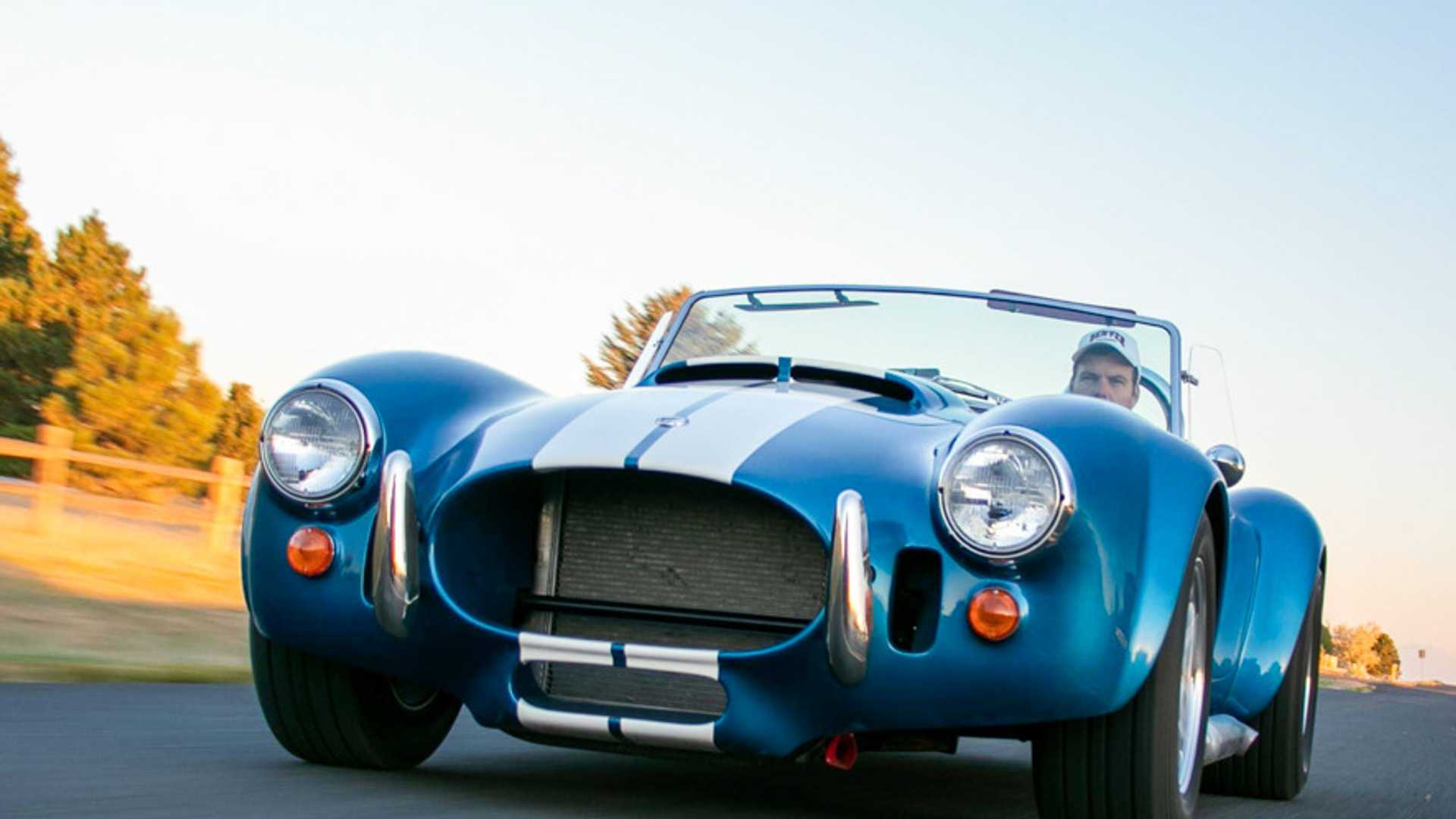 """[""""Rule The Roads In This 1965 Shelby Cobra Replica""""]"""