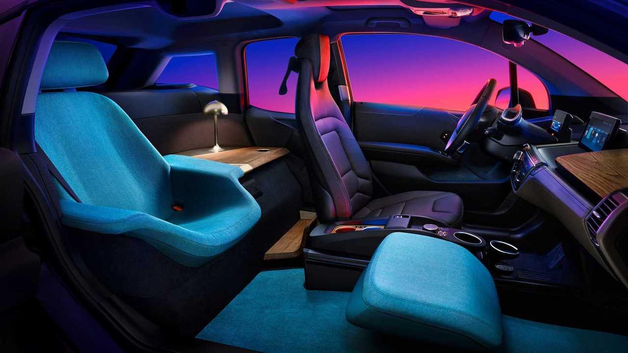 BMW-i3-Prototyp auf der CES 2020