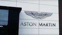 Nico Rosberg configura l'Aston Martin Valkyrie