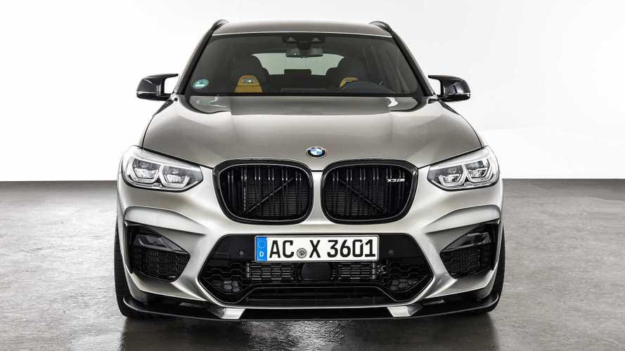 BMW X3 M: Tuning von AC Schnitzer