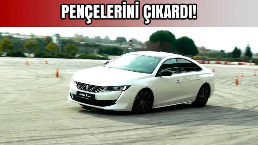 2019 Peugeot 508 GT-Line | Geyik Testi