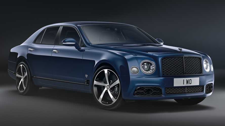 Bentley Mulsanne 6.75 Edition marks the big saloon's retirement
