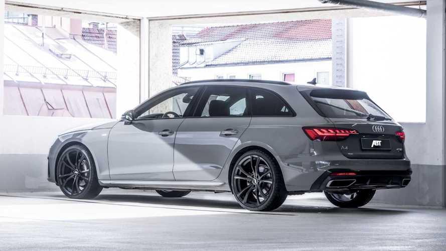 Audi A4 Avant, con ABT più potenza anche per il diesel 45 TDI