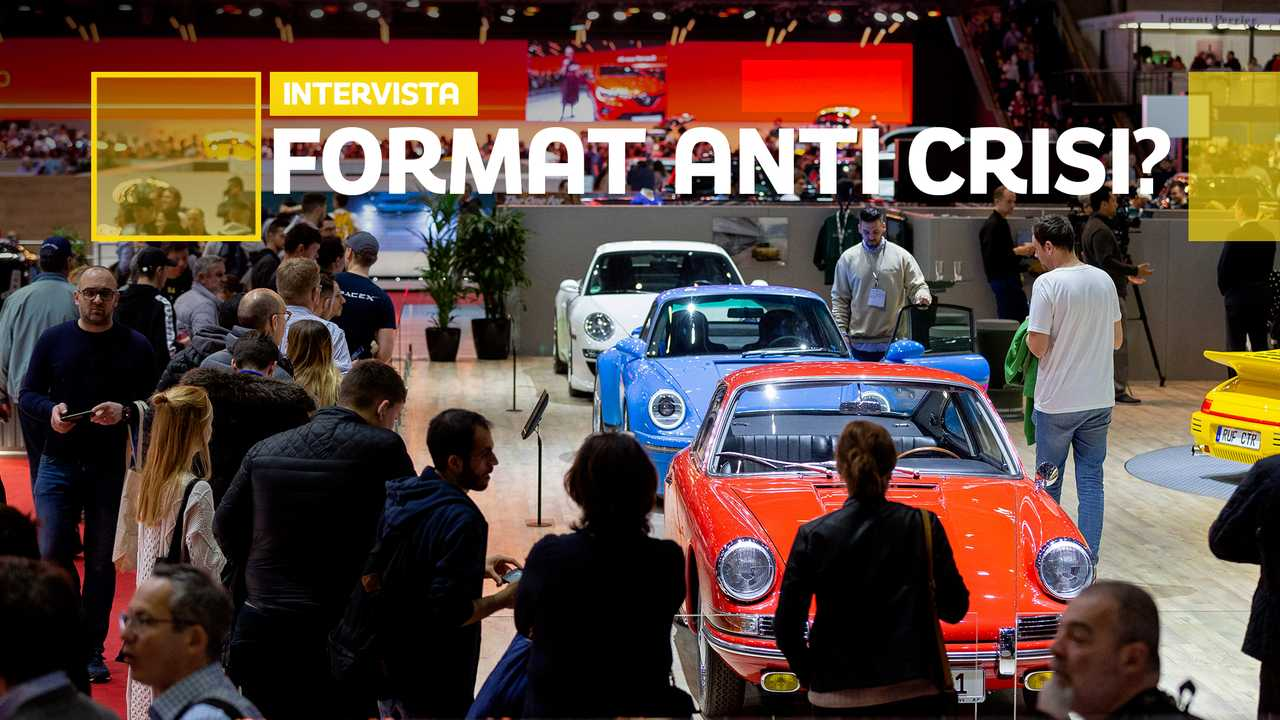 Copertina 2 Salone di Ginevra, come si trasforma nel 2020 per resistere alla crisi