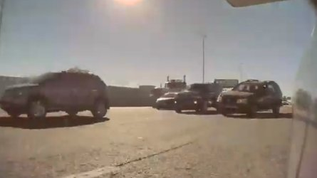 TeslaCam Shows An Accident That Was Not Supposed To Happen
