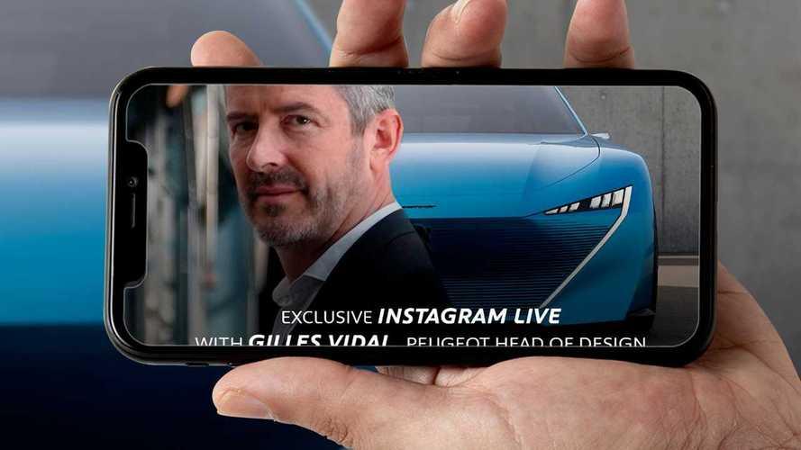 Tutti i segreti del design Peugeot svelati da Gilles Vidal