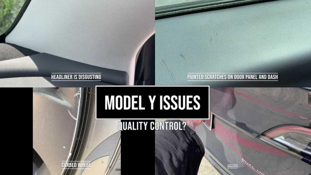 Érintetlen Szállítás Tesla Model Y Leaves Tulajdonos Biztos Ő Egy Használt Autó