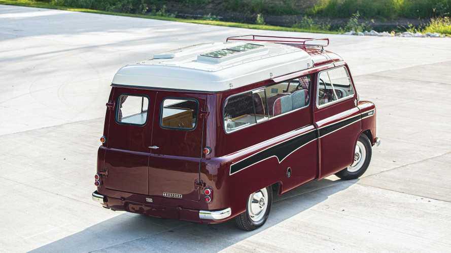 Bedford Dormobile de 1961, a subasta
