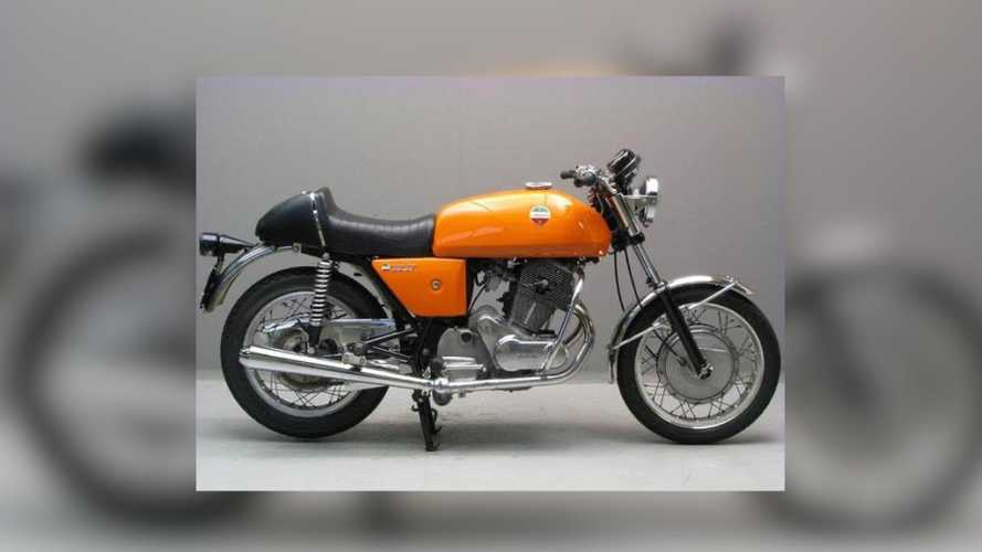 The SF 750 Laverda Turns 50 Years Old