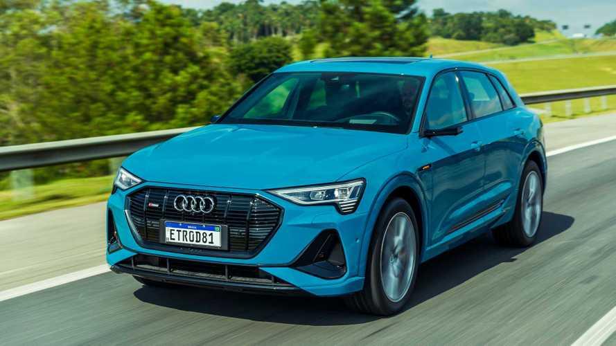 Primeiras impressões: Audi e-tron é praticamente um Q8 elétrico