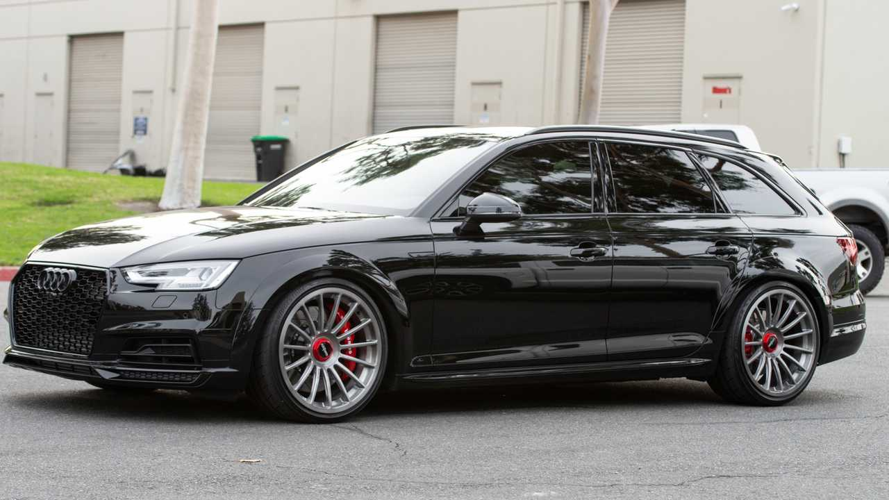 One-Off Audi S4 Allroad Shows Up For Sale