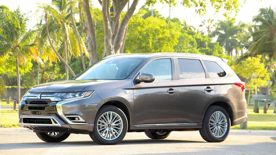 In Q3 2020, Mitsubishi Improved Outlander PHEV Sales In The U.S.