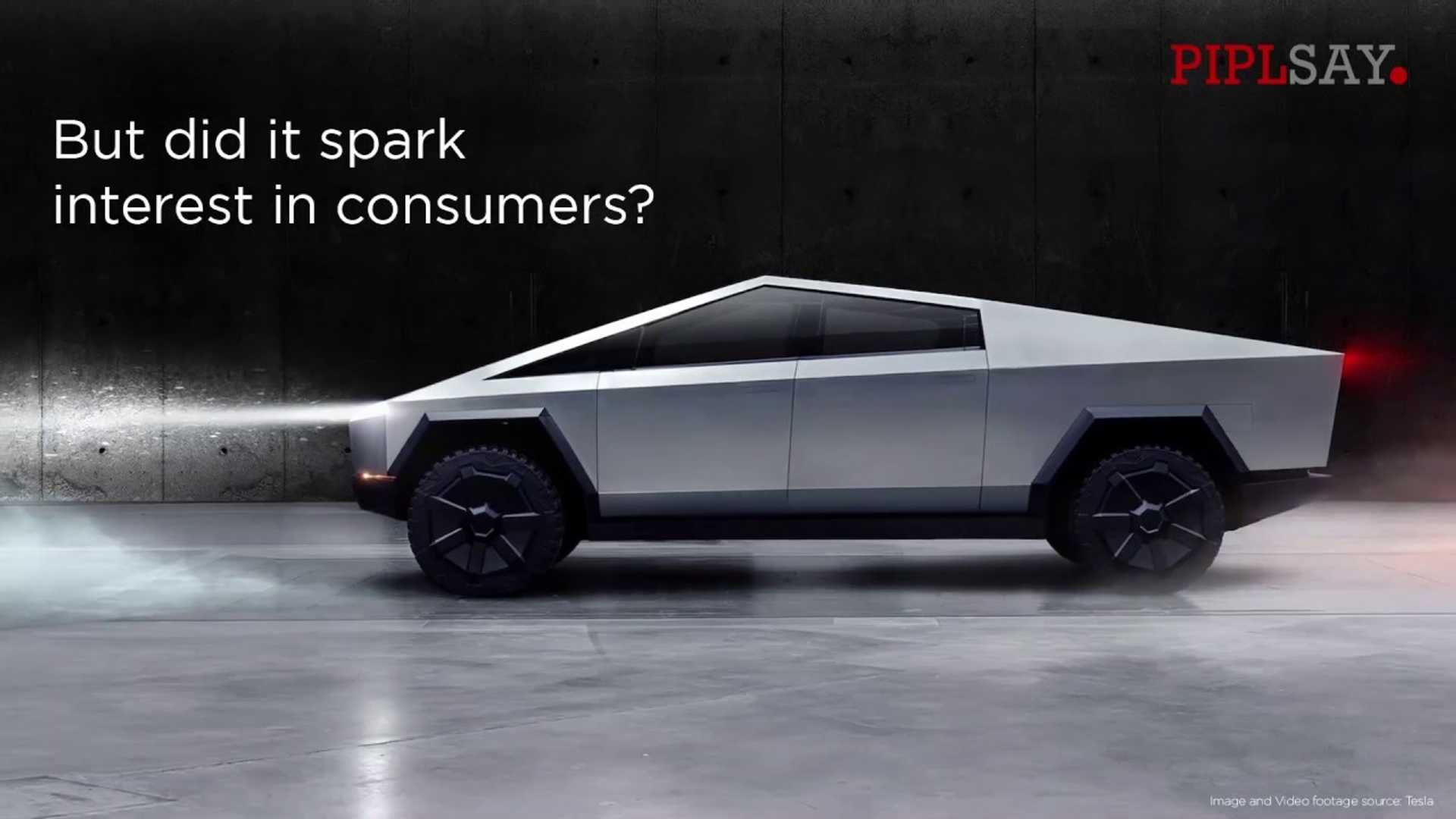 Here's What 21,000 Americans Think Of The Tesla Cybertruck