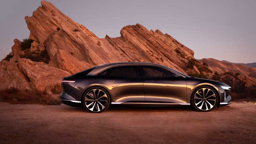 Production Lucid Air to debut in New York this April