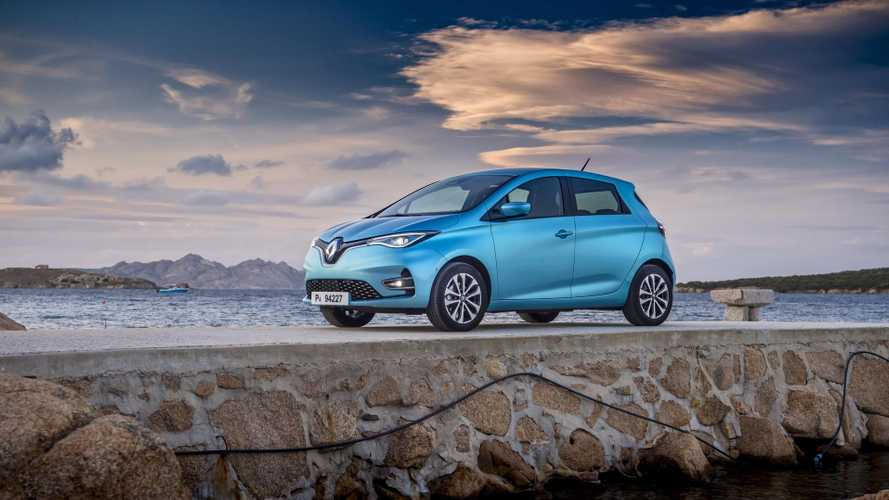 What Car? Names Renault ZOE Best Small Electric Car 7th Time In A Row